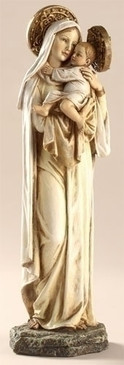 "Mater Amabilis (Mother Most Amiable) Statue (10.5"")"