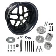 TLG Harley Davidson V-ROD - 280MM Wide Tyre Kit - BLACK