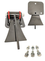 PROFLOW Engine Mounts - Weld in to suit Ford Big-Block