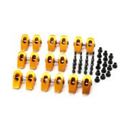 TLG GM LS 1.7 Ratio Aluminium Roller Rocker Set - GOLD SERIES