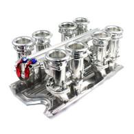 TLG Holden 253/308 Head EFI  Downdraft Trumpet Intake Manifold Kit