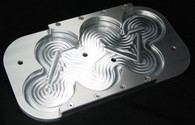 TLG Billet Battery Relocation Tray / Hold Down Mount suit Optima D31M