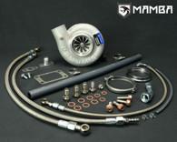 "MAMBA UNIVERSAL GTX3071R Ball Bearing - .73 T3 3"" V-Band - Great RB20/25 Upgrade"