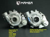 MAMBA GTX Turbo Suits TOYOTA 2KD-FTV 19T 2.5L Hiace/Hilux - 17201-30120