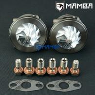 MAMBA High-Flow Mitsubishi 6A13TT Galant VR4 TD03-7T Turbo CHRA - PAIR
