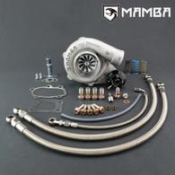 MAMBA Ball Bearing Turbo - GTX3071R suits Nissan SR20DET S14/S15 A/R .64 Rear