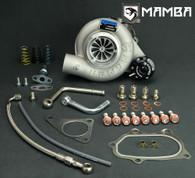 MAMBA Ball Bearing Turbo For Subaru WRX -  GTX3076R w/.64AR Rear