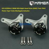 MAMBA BMW N54 135i/335i/535i TD03 Piston type Turbo Wastegate Actuators