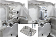 TLG LSA Supercharger Intercooler Fitting Adaptor - AN10 Ports