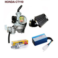 TLG Honda CT110 High Performance Ultimate Pack - Pre 1999 5 point plug