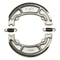 TLG Honda CT110 Brake Shoes - 1999-Onwards Model FRONT