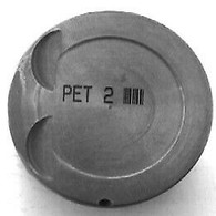 Mahle Ford BF-FG 6cyl N/A Piston set - STD Size