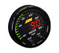 AEM X-Series Water Temp Digital Gauge - 40~150 Deg celsius