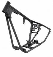 PAUGHCO Custom Harley Frame - Fits Shovelhead / EVO Engines - 140S5-36W