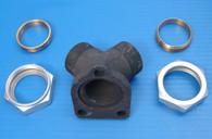 "PAUGHCO Intake Manifold, Manifold nut & Brass Seal kit - Suit WLA Flathead 45"" Engines"