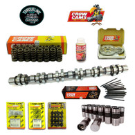 CROW Performance Camshaft kit - Suits Holden 253/304/308 CARBY 5666 Grind