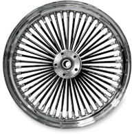 RIDE WRIGHT Fat 50-Spoke (Fat Daddy) Wheel - 16x5.5 - Rear with ABS