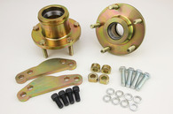 TLG Holden HQ-HJ-HX-HZ-WB to AU2 298mm Brake Upgrade Hub and Bracket Adaptor KIT