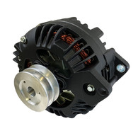 PROFLOW Alternator, 100 Amp Suit Chrysler - Black Wrinkle