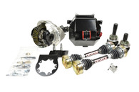 "G-FORCE Holden Commodore VT-VZ & GTO 9"" IRS Diff Conversion"