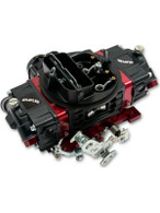 BRAWLER by Quickfuel Street Series 650cfm 4-Barrel Carb - Electric Choke RED/BLACK