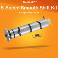 BAKER Harley 1991-2003 Sportster/Buell 5spd Smooth Shift kit