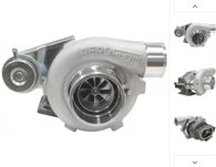 AEROFLOW BOOSTED 5428 .64 Turbocharger 250-445HP Rating - Natural Cast Finish