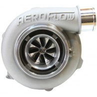 AEROFLOW BOOSTED 5455 .83 Turbocharger 340-650HP Rating - Natural Cast Finish