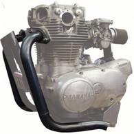 "Yamaha XS650 ""Hot Rod"" Exhaust System"