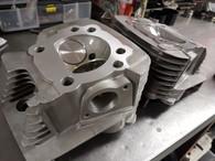 LE Ultimate Series Ported Harley Davidson EVO Cylinder Heads