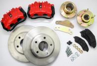 TLG Holden HQ-HJ-HX-HZ-WB to 298mm Front Brake Upgrade Kit