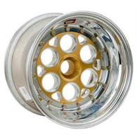 WELD RACING Aluminum 10X8 MAGNUM MICRO 27-SPL 3' O/S NBL
