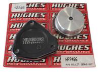 HUGHES Billet Servo & Cover Kit - GM Powerglide