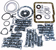 HUGHES Street & Strip Overhaul Kit - GM 4L60E Race kit