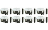 ACL Sealed Power HYPEREUTECTIC Piston set - GM LS3 with Pins & Rings