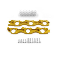Franklin Eng. VR38 Coil Conversion Brackets Suit Toyota 1JZ/2JZ - GOLD