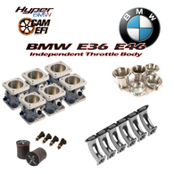 HYPER BMW E36/46 Independent Throttle Body Package - M52
