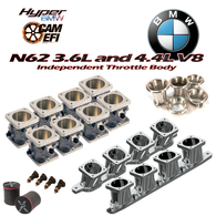 HYPER BMW 3.6L and 4.4L V8 Independent Throttle Body Package