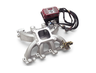 EDELBROCK Victor Jr. LS1/LS2 Cathedral Intake Manifold and Timing Kit