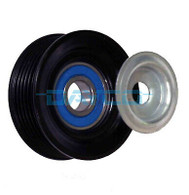 DAYCO Premium Ribber STEEL Idler/Tensioner Pulley - ALL GM LS