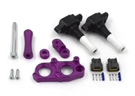 Franklin Eng. VR38 Coil Kit for Mazda Rotary Engines - 12A/13B/20B PURPLE