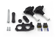 Franklin Eng. VR38 Coil Kit for Mazda Rotary Engines - 12A/13B/20B BLACK