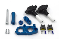 Franklin Eng. VR38 Coil Kit for Mazda Rotary Engines - 12A/13B/20B BLUE