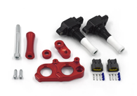 Franklin Eng. VR38 Coil Kit for Mazda Rotary Engines - 12A/13B/20B RED