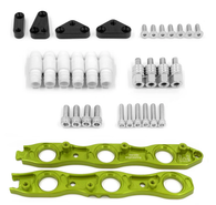 Franklin Eng. VR38 Coil Conversion Brackets Suit Nissan RB Neo - GREEN