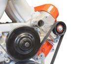 ICT GM LS Power Steering Eliminator Bracket Kit