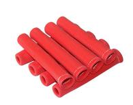 TLG Spark Plug Heat Boots - Set of 8 RED
