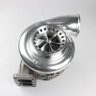 TLG S492 92mm Billet Race Turbocharger - 1.58AR Rear T6 Twin Scroll