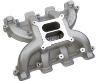 HOLLEY GM LS1/LS2/LS6 Mid-Rise Dual Plane Carb Intake