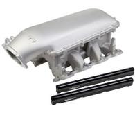 HOLLEY GM LS1/LS2/LS6 Mid-Rise EFI Intake